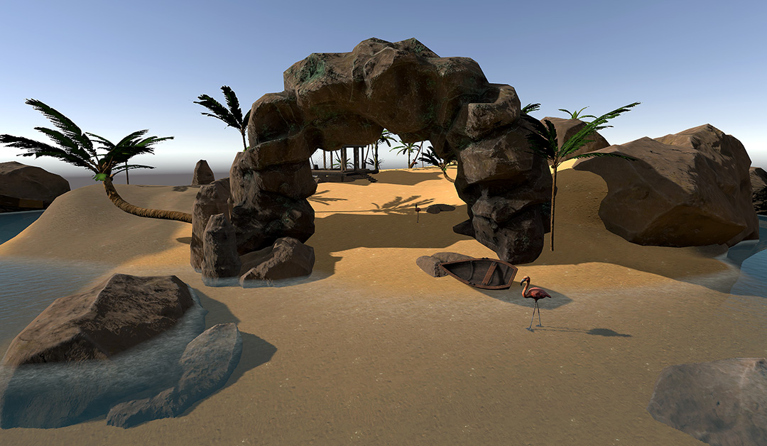 virtual reality unity insel 1 easysolution