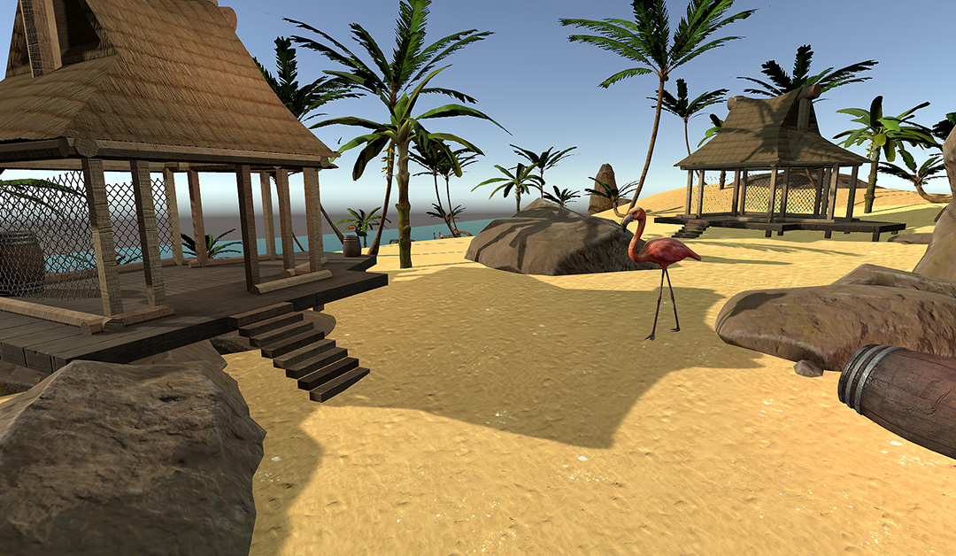 virtual reality unity insel 2 easysolution