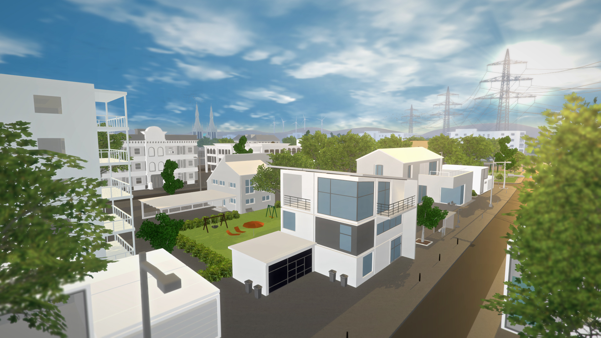 vaillant city unity stadt rendering